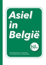 Brochure Asiel in België