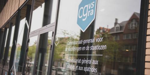 CGVS gesloten