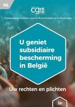 Brochure Subsidiaire bescherming in België